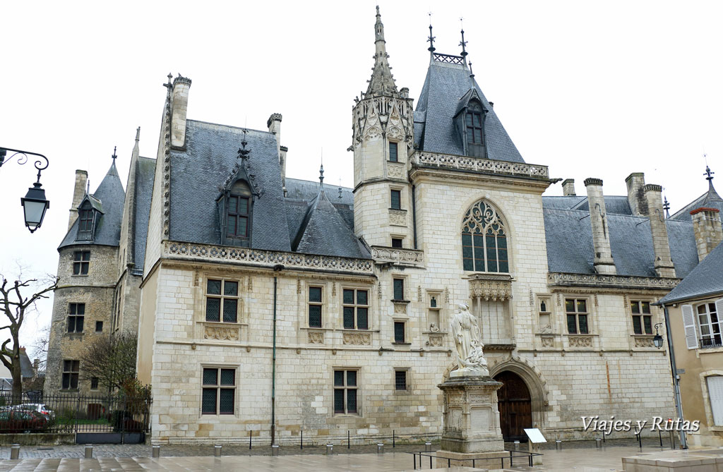 Palacio Jacques Coeur, Bourges