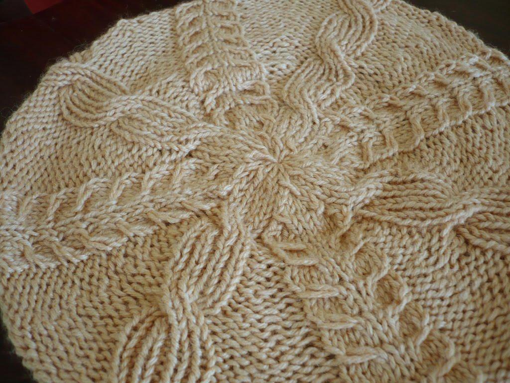 Fuzzy Scarf Knitting Pattern