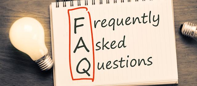 FAQ EYe