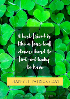 St Patrick's Day 2019 Quotes