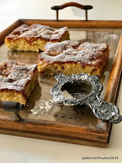 Obstkuchen Blechkuchen