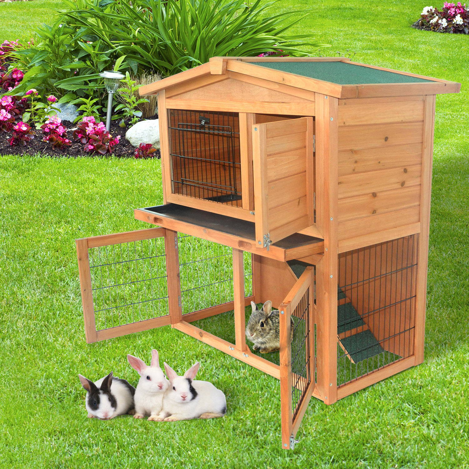 Blog tips on rabbit hutch construction for What is a rabbit hutch