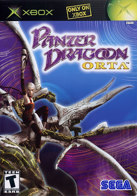 Review - Panzer Dragoon Orta - XBox