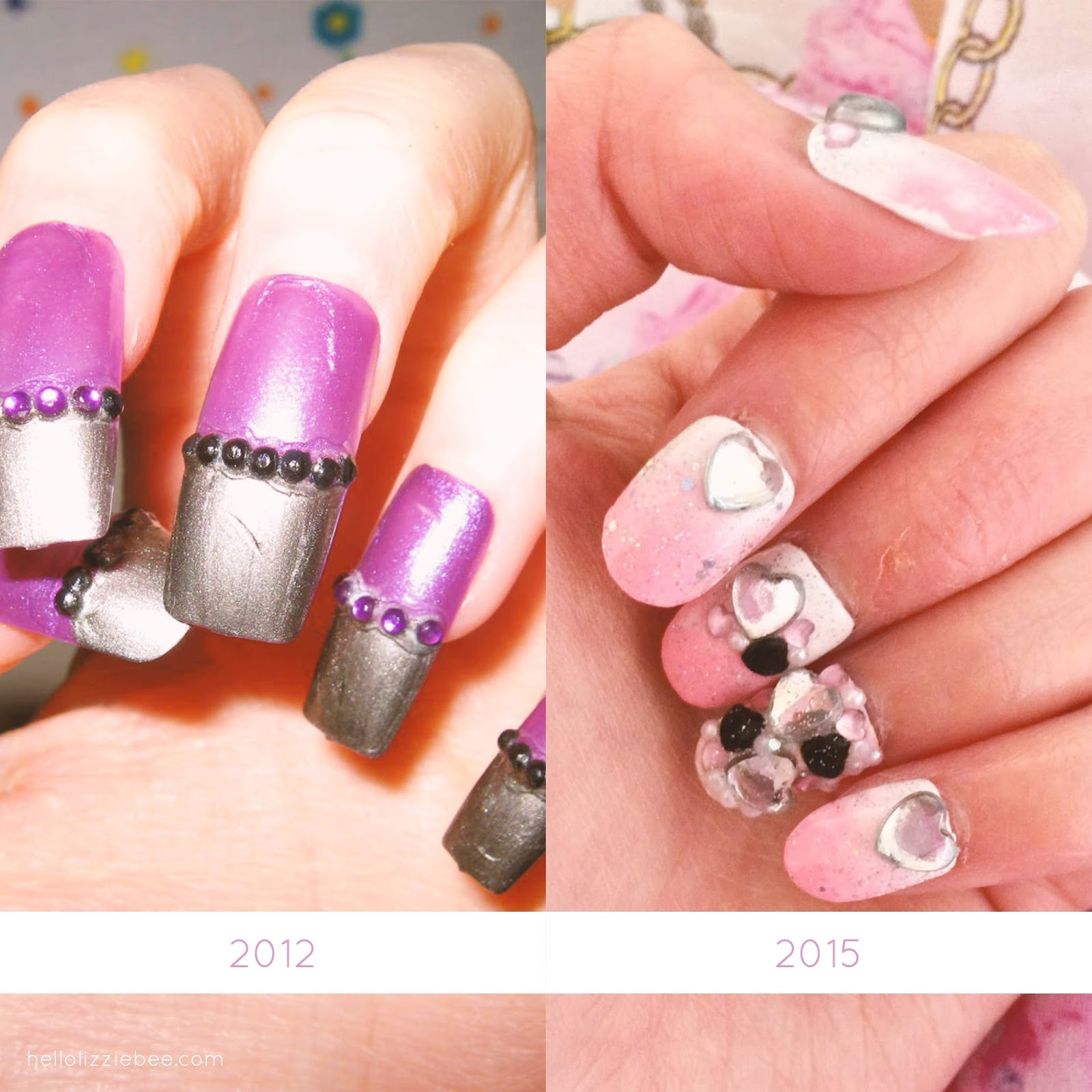 gyaru nail art revolution