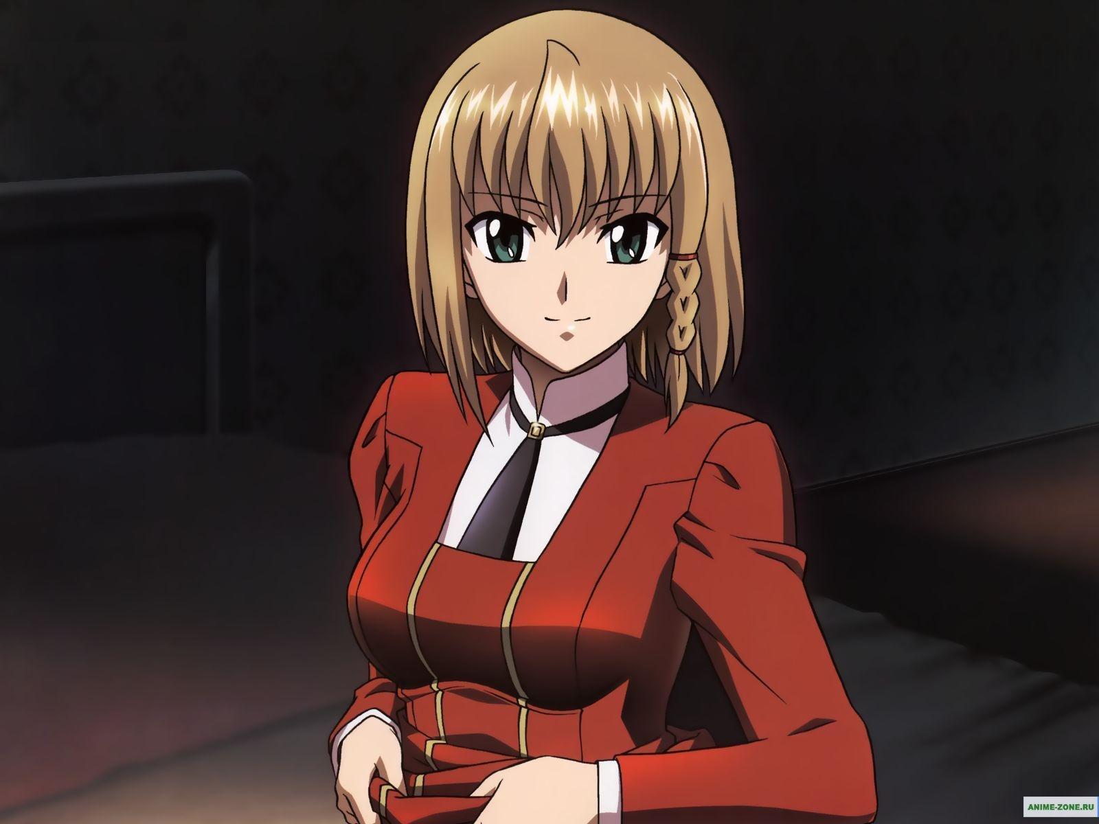 Agent aika 4 ova anime 1998 - 2 part 6