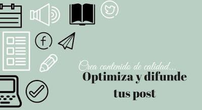 como optimizar tus post