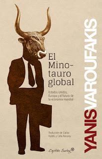 Economía, crisis financiera, Wall Street, Minotauro, crisis 2008, excedentes comerciales, plan global, EEUU