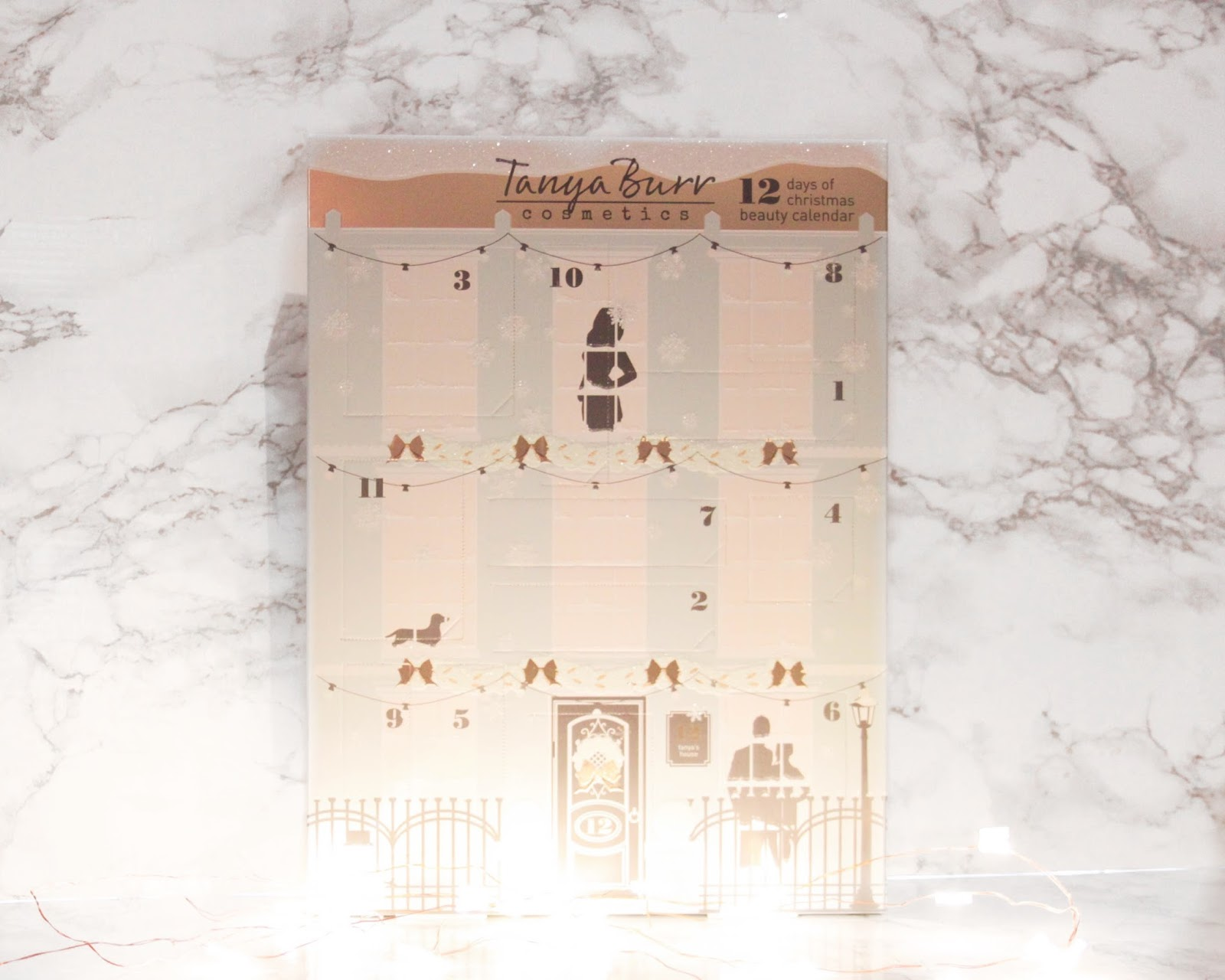 Tanya Burr Advent Calender