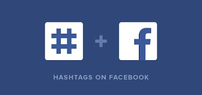 facebook, facebook hashtag