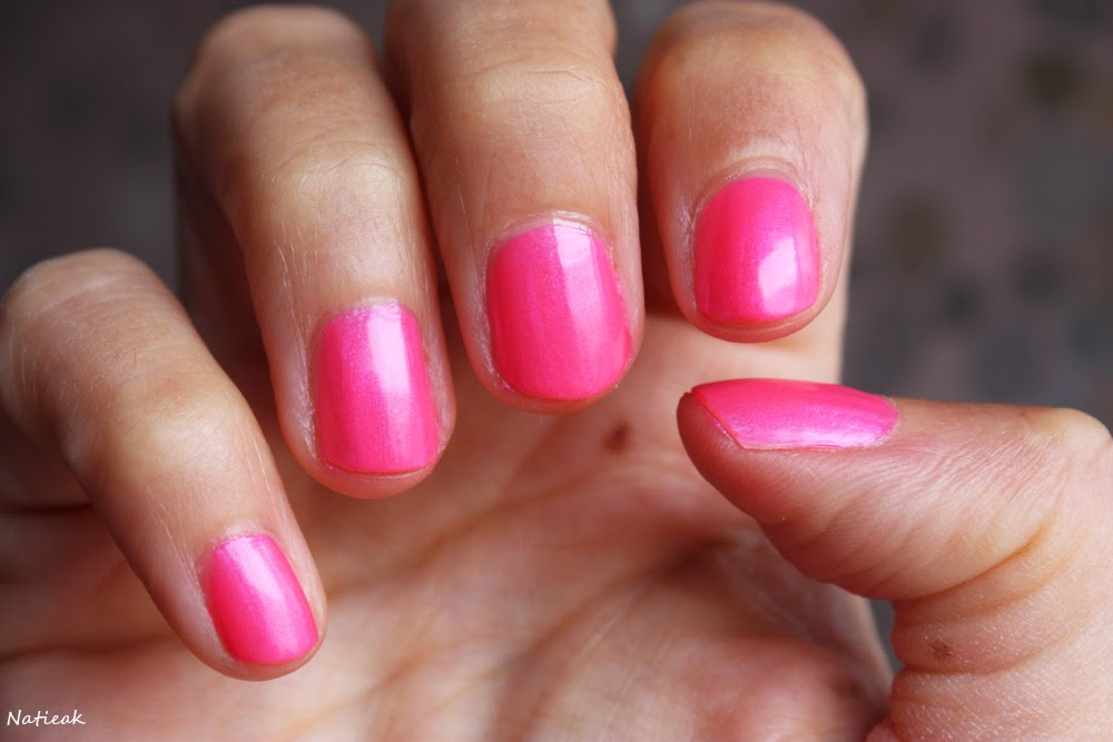 vernis à ongles Sinful Colors  Daredevil