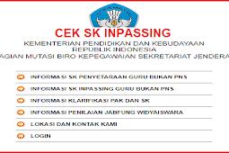Download Panduan Verval Inpasing PTK Kemenag Versi Terbaru 2018