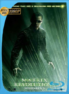 Matrix 3 (2003) HD [1080p] Latino [GoogleDrive] SilvestreHD