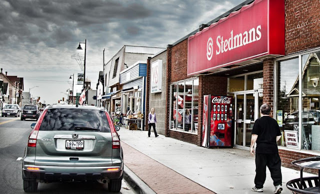 The Stedmans store in Gravenhurst Ontario.