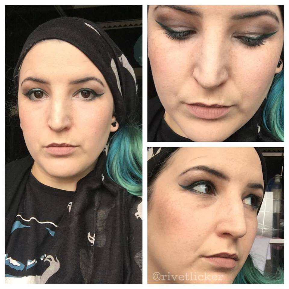 Rivet Licker Dupe Nudestix Eyebrow Stylus Gel Vs Australis Tag Klara Hylaronic Lip Mask Team Used In This Look