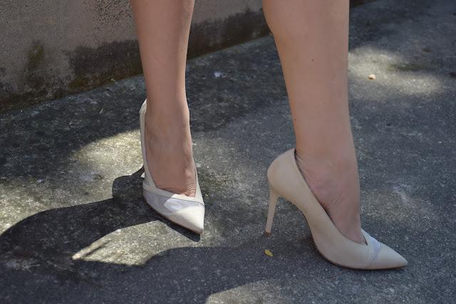 decollete danilo di lea scarpe danilo di lea scarpe in camoscio e rete mariafelicia magno fashion blogger colorblock by felym fashion blogger italiane blog di moda blogger italiane di moda