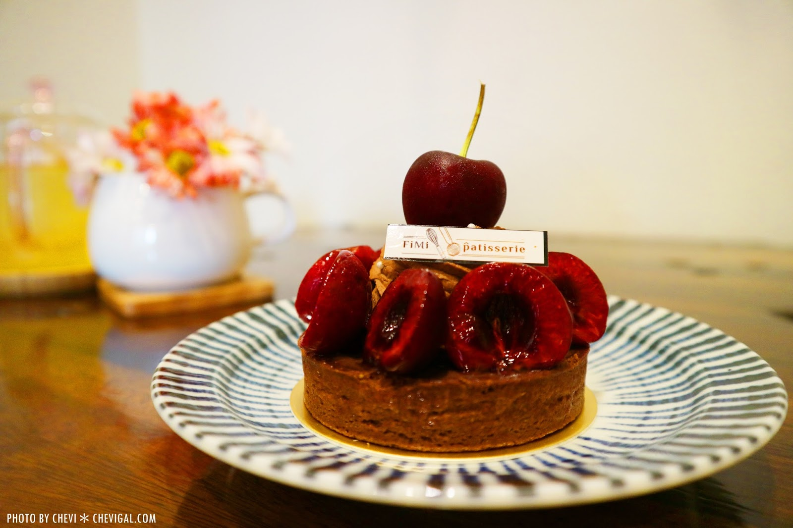 IMG 9554 - 台中烏日│FiMi 小後山廚房。新鮮手作法式甜點。森林清新風格好放鬆