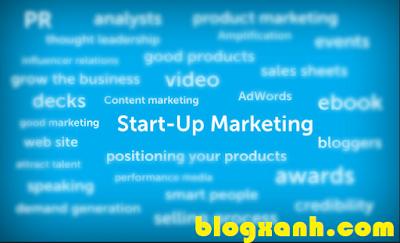 4 giai đoạn Marketing cho khởi nghiệp