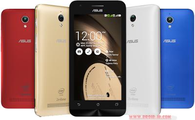 Cara Flashing Asus Zenfone C Z007 (ZC451CG) Terbaru