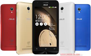 Cara Flash Asus Zenfone 4 (A400CG) Bootloop Via PC
