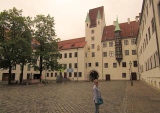 Alter Hof O que ver em Munique Alemanha