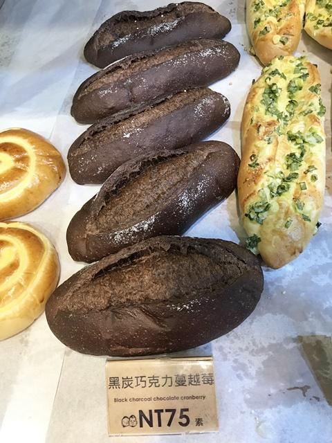 臺北行天宮葷素麵包~鬍子麥胖手感烘焙(松江店) - 小品~就是愛旅行