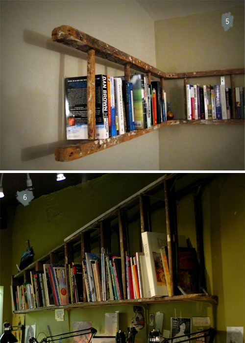 Forty Weeks Inspiration Ladders Ladders And More Ladders