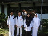Inilah Siswa Terbaik MTsN Wonokromo yang Menjadi Andalan Madrasah