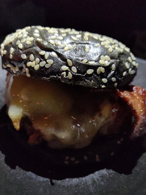 British Wagyu Burger, Iron Bloom Shoreditch