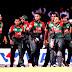 Congratulations to the Bangladesh Cricket Team Congratulations to the staff of the Bangladesh team.