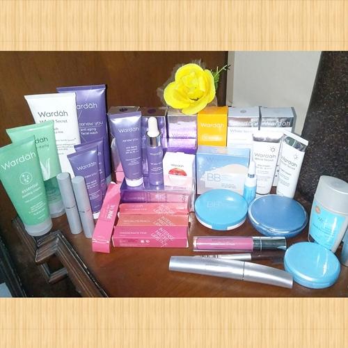Love It! Wardah skincare, produk perawatan kecantikan andalanku