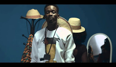 Congratulations To Mr Eazi For Winning The Next Rated Award Category At The Headies 2016