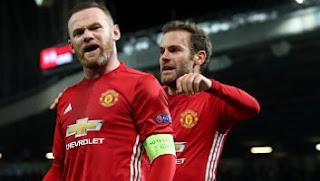 Manchester United vs Feyenoord 4-0 Video Gol & Highlights