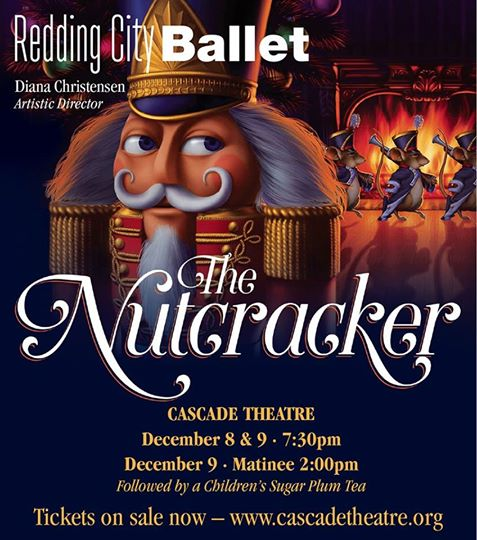 The Nutcracker : Redding City Ballet www.northincali.com