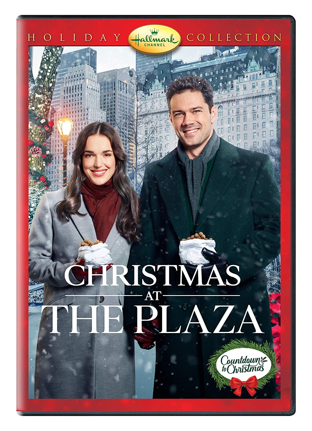 Its A Wonderful Movie Your Guide To Family And Christmas Movies On Tv Christmas At The Plaza Dvd And More New Hallmark Dvd Releases See Here