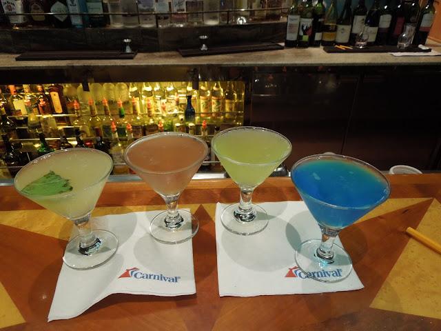 martini tasting
