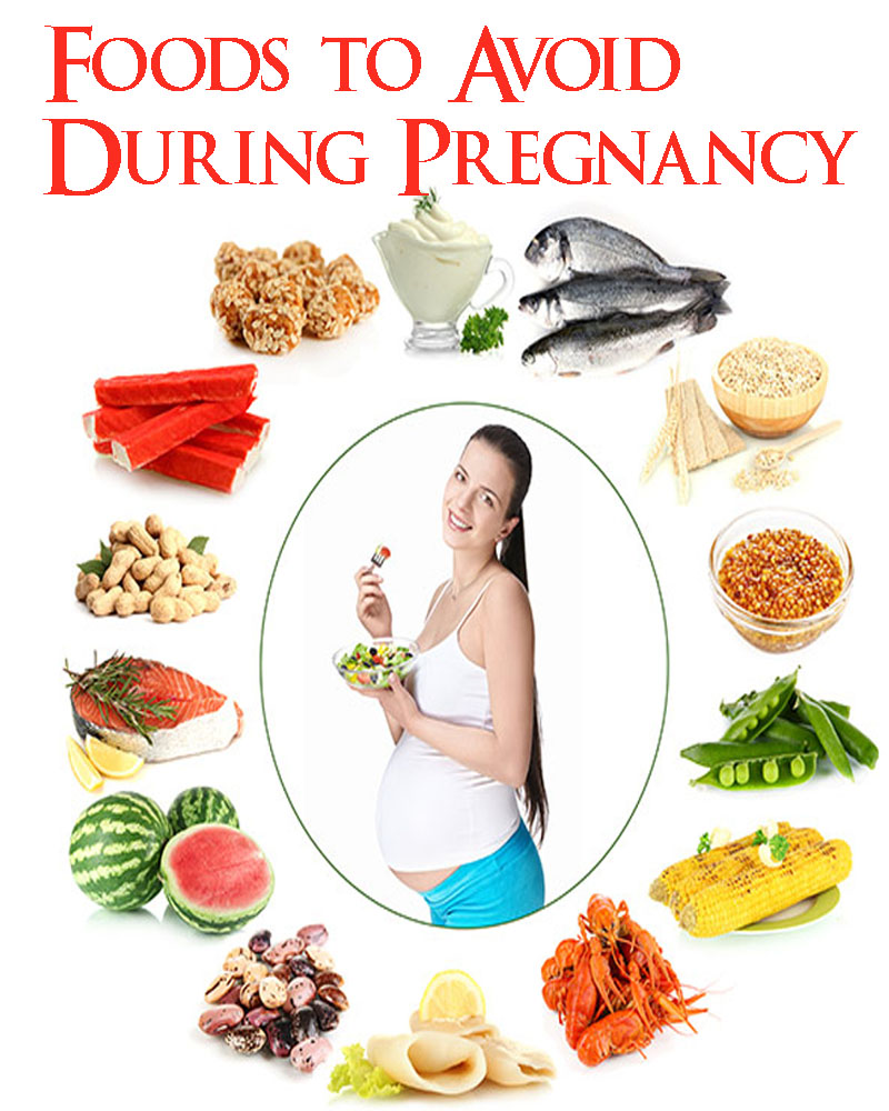 Early Pregnancy Foods Not To Eat