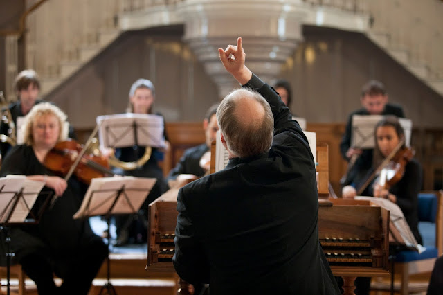 John Butt & Dunedin Consort (Photo David Barbour)