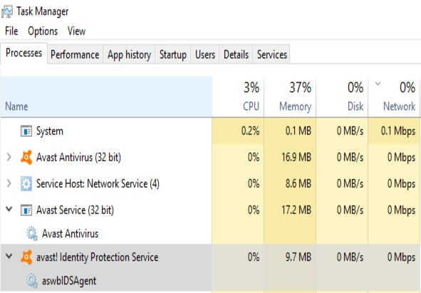 How to Remove the awsbIDSagent Process from Your Task Manager