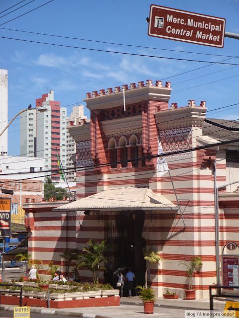 Food Markets pelo mundo - Mercado Municipal, Campinas