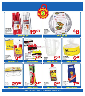 Wholesale Club Flyer April 7 – June 15, 2017