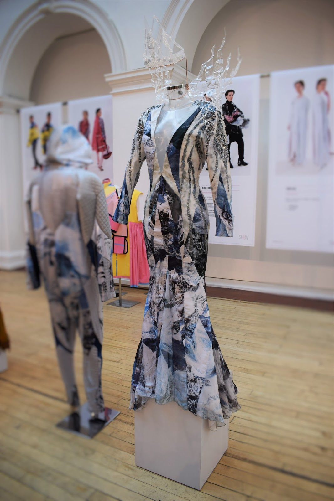 eca degree show 2016, edinburgh college of art graduate, rosie ratcliffe costume deisgn, emerging designers UK