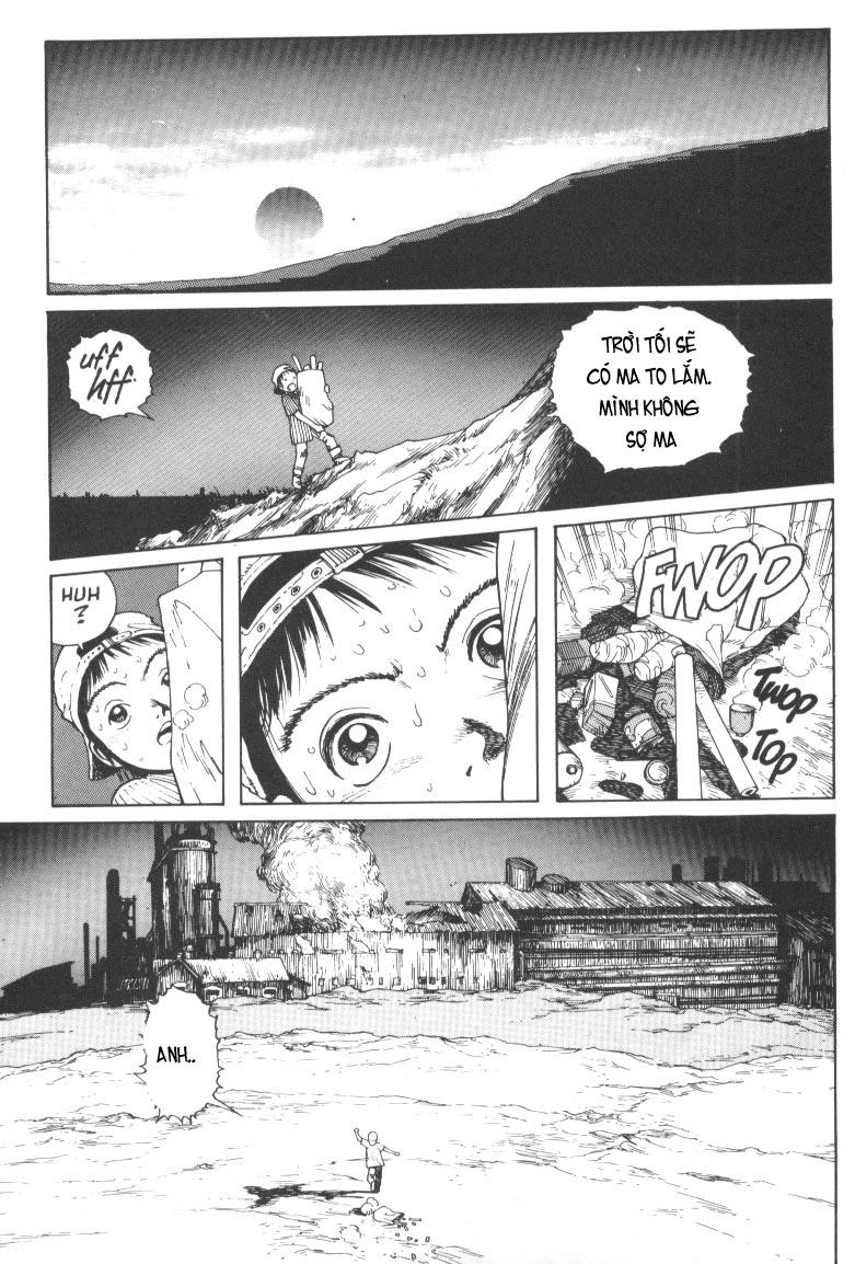 Battle Angel Alita chapter 10 trang 32