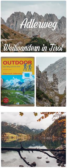 Adlerweg Weitwandern in Tirol