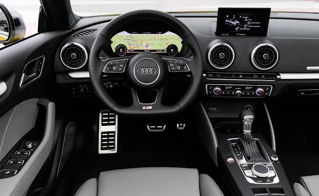 2017 Audi A3 Lease and Review