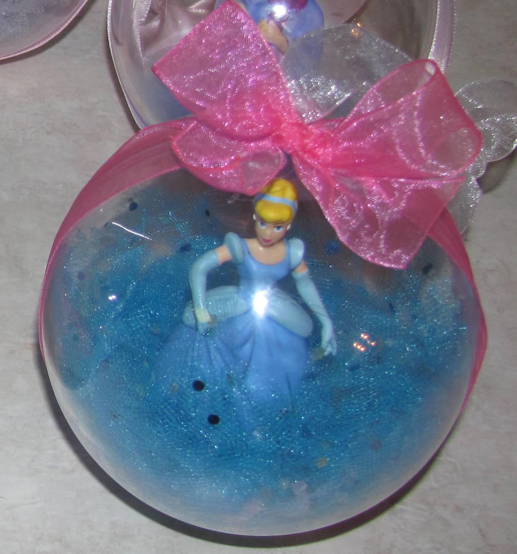 Keepin It Simple 101: DIY Disney Christmas Ornaments