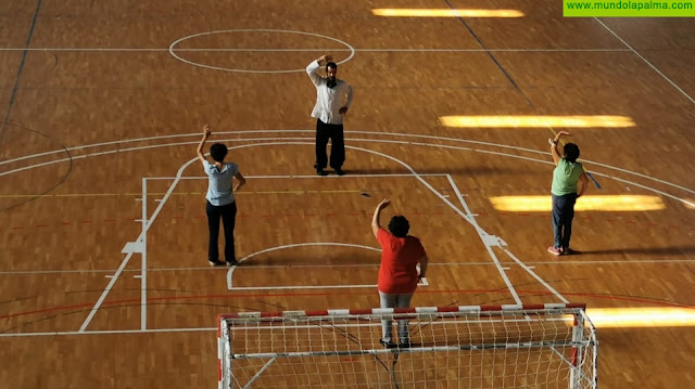 Los Llanos de Aridane pone en marcha actividades deportivas para mayores