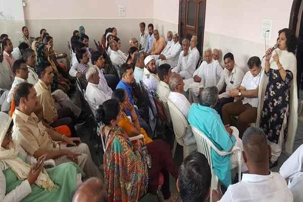 sharda-rathore-want-lalit-nagar-victory-but-his-ticket-give-to-avtar-bhadana