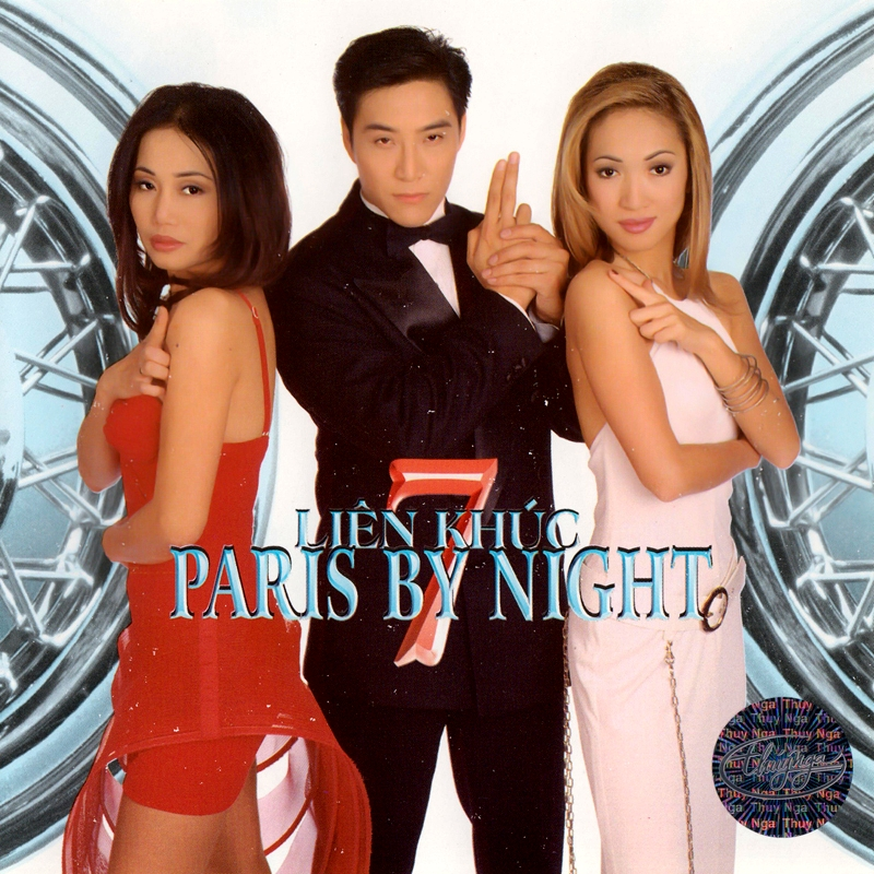 Thúy Nga CD136 - Liên Khúc Paris By Night 7 (NRG)