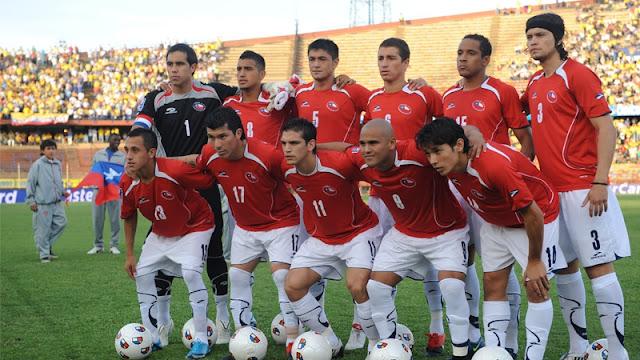 Formación de Chile ante Colombia, Clasificatorias Sudáfrica 2010, 10 de octubre de 2009