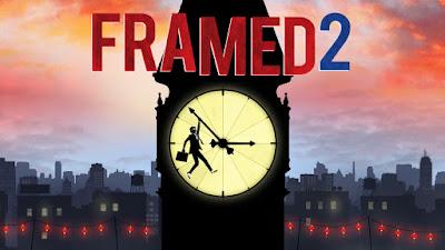 لعبة framed 2 للأندرويد، لعبة framed 2 مدفوعة للأندرويد